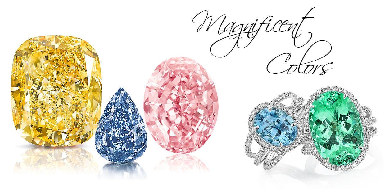 Hubert Jewelry Incredible Diamonds and Gems